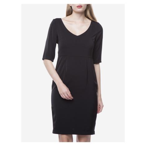 Šaty Fracomina Černá