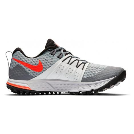 Trailová obuv Nike Air Zoom Wildhorse 4 Šedá / Bílá