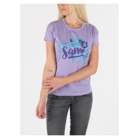 Tričko SAM 73 LTSP540829SM Fialová