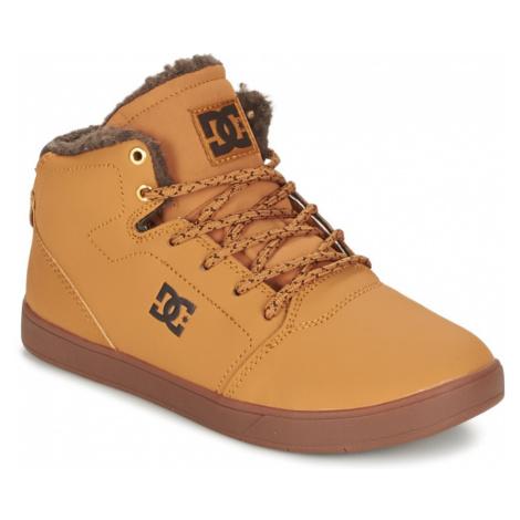 DC Shoes CRISIS HIGH WNT Béžová