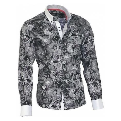 BINDER DE LUXE košile pánská 83002 dlouhý rukáv