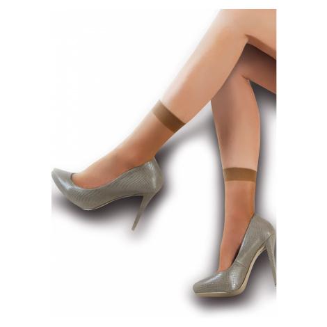 2 PACK ponožek Adalia 15 DEN Gabriella