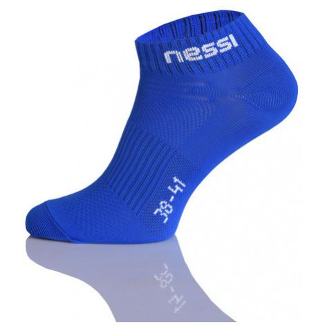 Nessi Kotníkové ponožky STP-06 - Modrá
