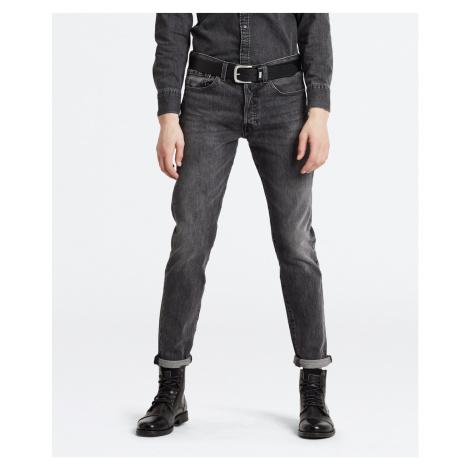 Levis pánské džíny 501® SLIM TAPER 28894-0169 Černá Levi´s