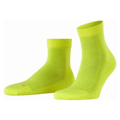 Ponožky Falke COOL KICK SHORT SOCK zelená