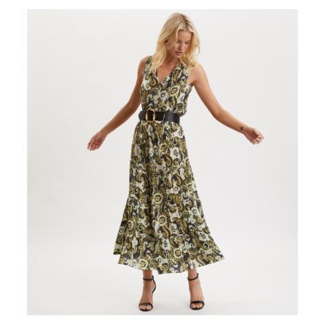Šaty Odd Molly Mesmerizing Dress - Zelená