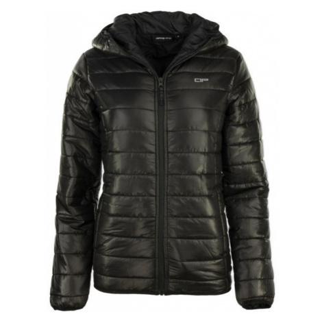 ALPINE PRO FRANA černá - Dámská zimní bunda