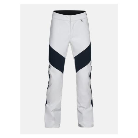 Kalhoty Peak Performance Silvaplana Pants - Bílá
