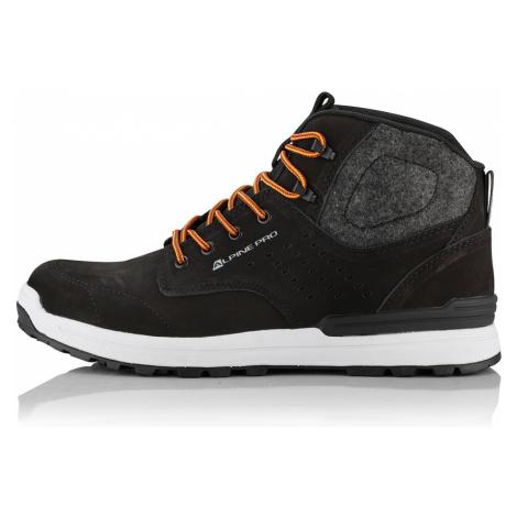 ALPINE PRO HOLLIS Pánská obuv městská MBTP178990 černá