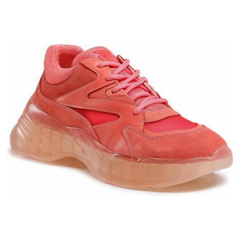 Sneakersy PINKO - Rubino 6 Sneaker. PE 21 BLKS1 1H20V8 Y74J Corallo N52