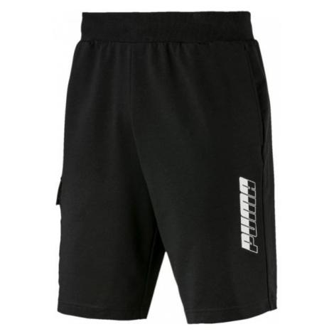 Puma REBEL SHORTS 9 TR černá - Pánské šortky
