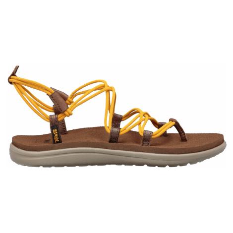 Teva Voya Infinity L, žlutá Dámské sandále