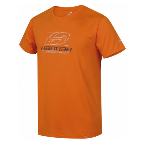 Pánské tričko Hannah Parnell flame orange