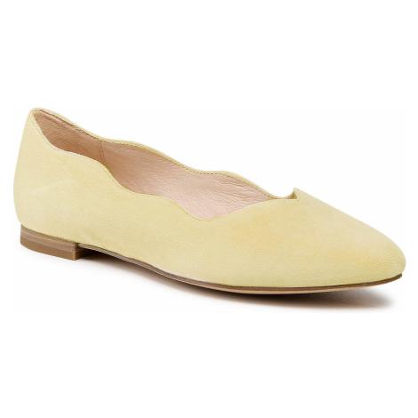 Polobotky CAPRICE - 9-24201-26 Vanilla Suede 642