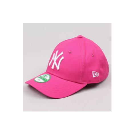 New Era Child 940K MLB League Basic NY C/O růžová