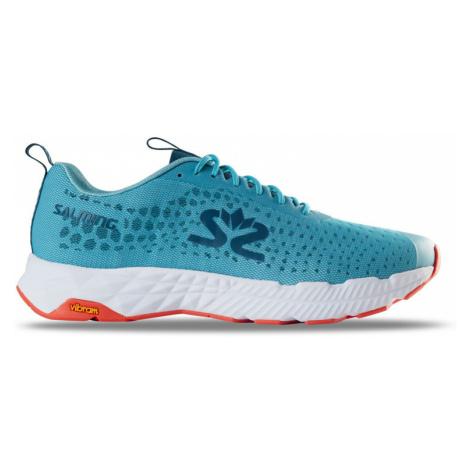 Pánské běžecké boty Salming Greyhound modré