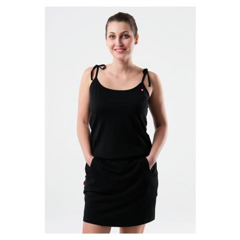 Dámské černé šaty LOAP Beverly
