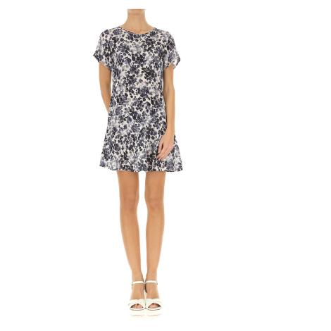 Hedvábné šaty - MICHAEL KORS