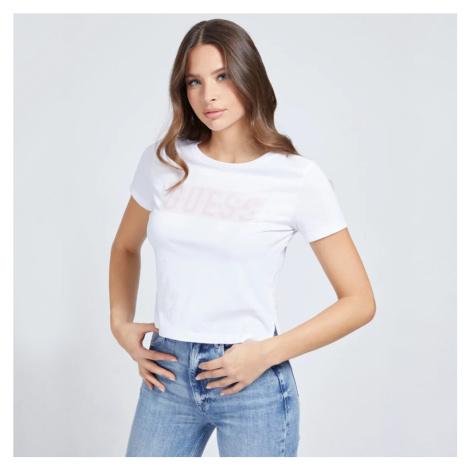 Guess dámské bílé triko