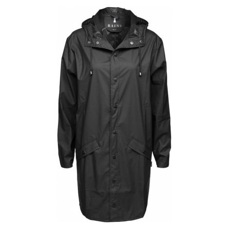RAINS Přechodný kabát černá
