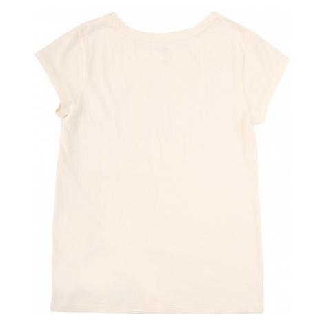 GAP Tričko světle žlutá / růžová