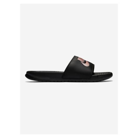 Benassi Jdi Pantofle Nike Černá