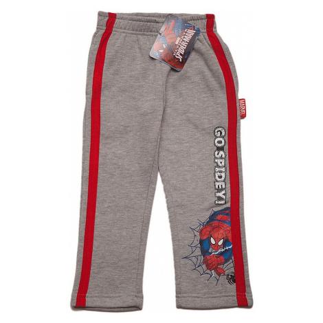Spider-man šedé tepláky pro kluky