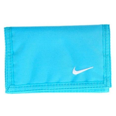 Nike BASIC WALLET modrá - Peněženka
