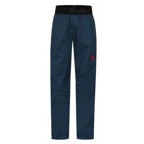 Rafiki PEDRO JR Dětské lezecké kalhoty 10001211RFX01 majolica blue II