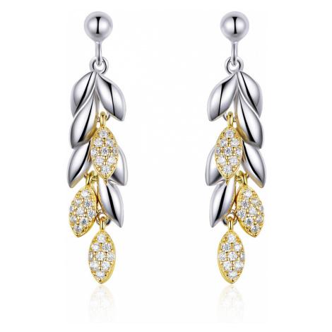 Linda's Jewelry Stříbrné náušnice Klas Plodnosti Ag 925/1000 IN205