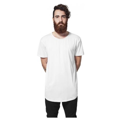 Shaped Neopren Long Tee - white Urban Classics