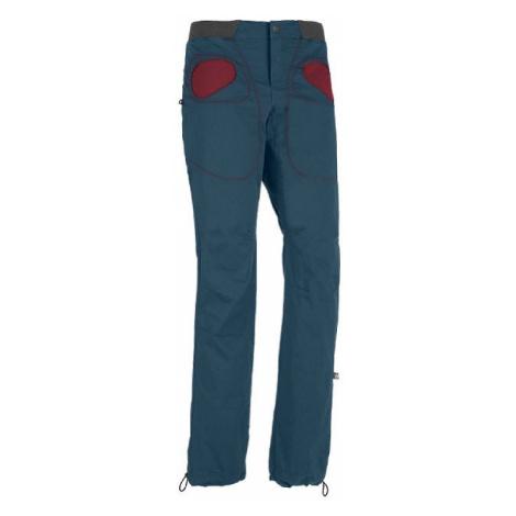 E9 kalhoty pánské Rondo Story, modrá