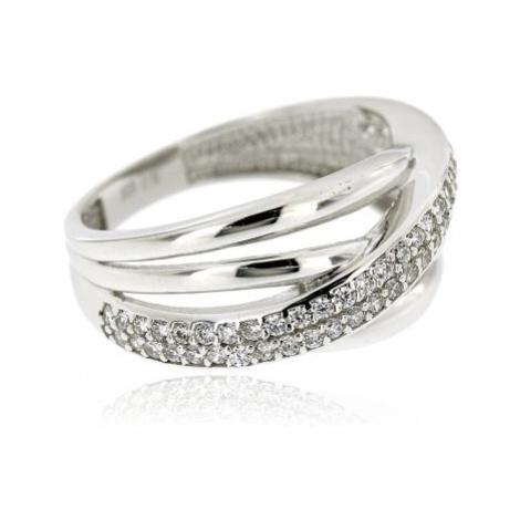 Dámský stříbrný prsten MDB010848