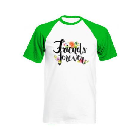 Pánské tričko Baseball Friends forever