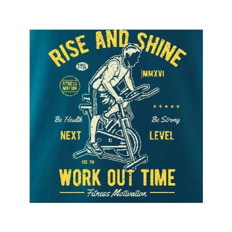 Work Out Time - Triko Basic Extra velké