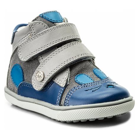 Kotníková obuv BARTEK - 11702-3/1P6 Niebiesko Szary