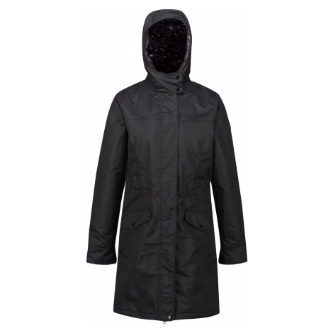 Dámský zimní kabát Regatta RIMONA černá