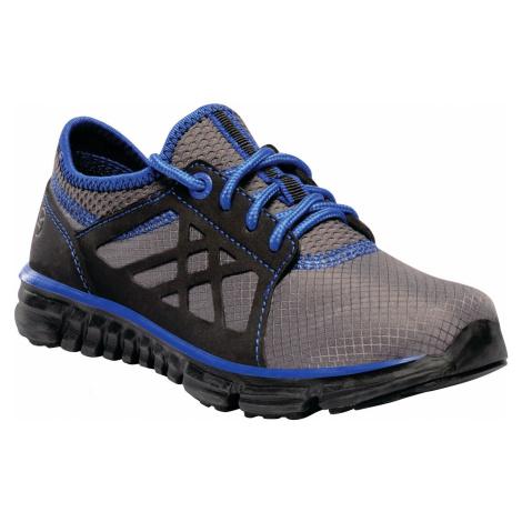 Dětské boty Regatta MARINE Sport černá/modrá