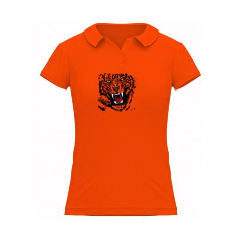 Dámské polo BC Heavy Tygr