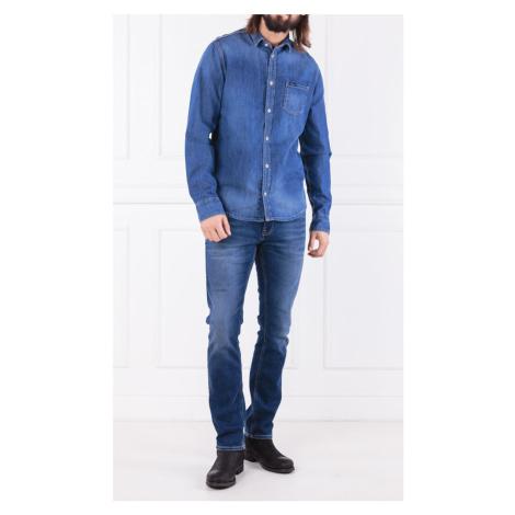 Pepe Jeans pánská džínová košile Portland