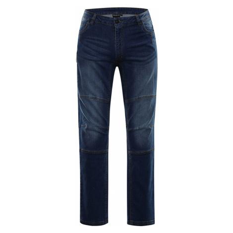 ALPINE PRO CHIZOB Pánské jeansové kalhoty MPAR375677 estate blue