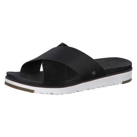 UGG Pantofle 'Kari' černá