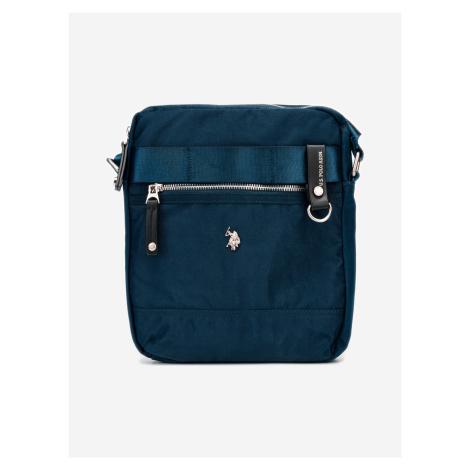 New Waganer Medium Cross body bag U.S. Polo Assn Modrá