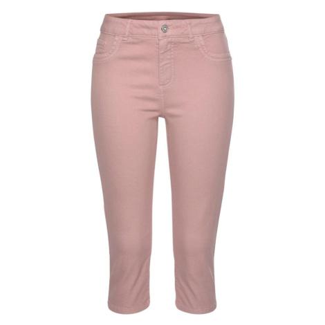 LASCANA Kalhoty bledě fialová