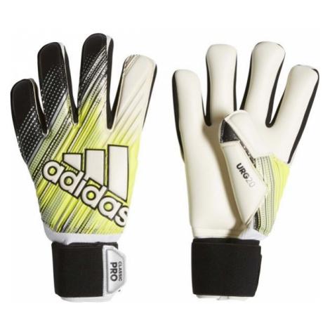 adidas CLASSIC PRO - Pánské brankářské rukavice