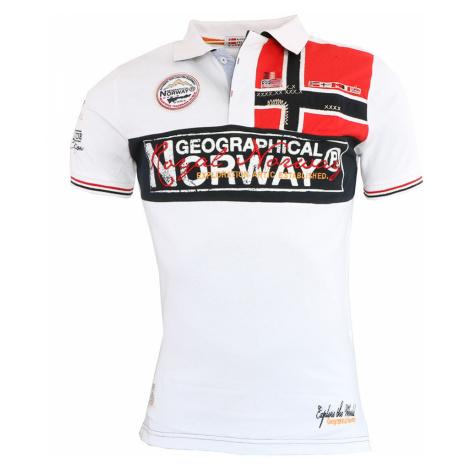GEOGRAPHICAL NORWAY polokošile pánská KOALA SS MEN 100