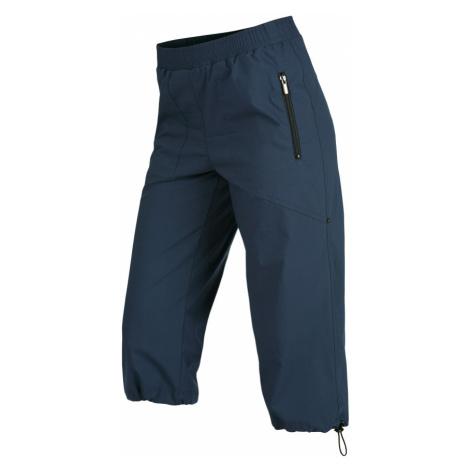 LITEX Kalhoty dámské v 3/4 délce do pasu. 99579514 tmavě modrá