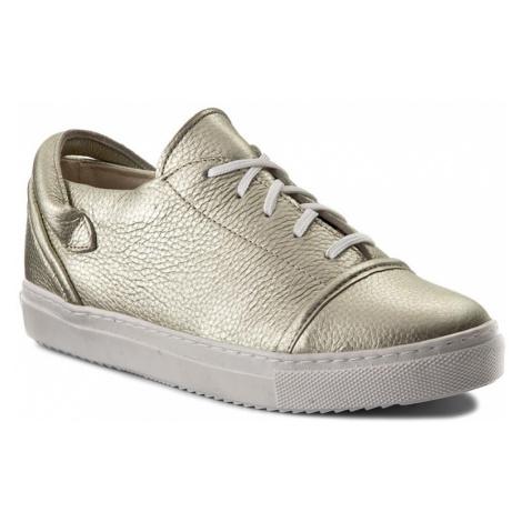 Sneakersy BALDACCINI - 917100-D Złoto Groch
