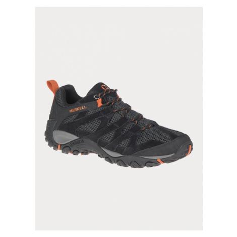 Alverstone Outdoor obuv Merrell Černá