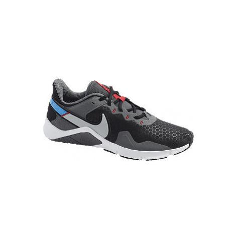 Černo-šedé tenisky Nike Legend Essential 2